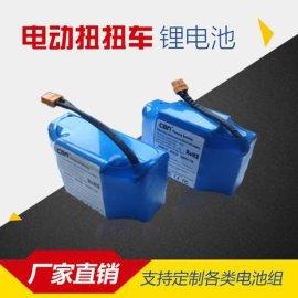 扭扭车5C动力锂电池,36V4.4AH锂电池
