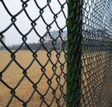 北京篮球场围栏 标准球场防护网规格 操场围栏