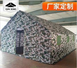 野外迷彩帳篷 戶外折疊施工帳篷 戶外用品野營帳篷 寒區單帳篷