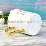 私人定制陶瓷马克杯 骨瓷办公室水杯 创意商务礼品茶水杯子批发