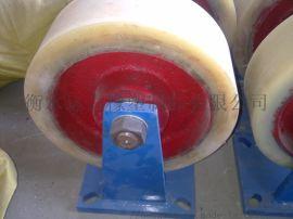 定向尼龙脚轮,带刹车的定向尼龙脚轮厂家规格