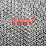 3mm基坑護欄網菱形格拉伸鋼板網金屬板網擴張網鋼板網片