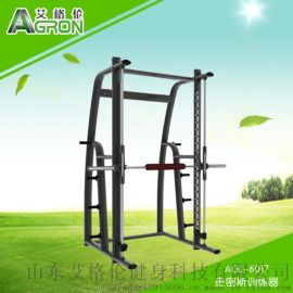艾格伦商用健身器材史密斯训练器