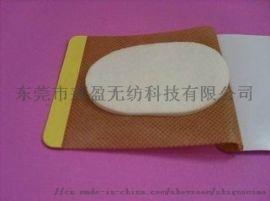 厂家供应治疗仪一次性电极片吸水棉片尺寸可订制