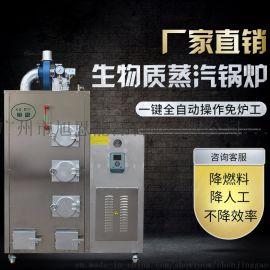 蒸汽锅炉豆腐工业全自动生物质颗粒蒸汽发生器商用