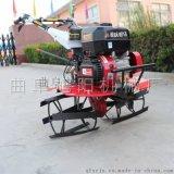 农用机械新式微耕机小型多功能开沟耕地机汽油柴油