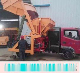 广西河池市液压上料喷浆车信息推荐喷浆机钢衬板