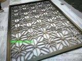 制造纯铜雕刻镂空电镀青古铜中式屏风