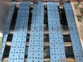 东莞顺九全自动裱纸机送纸皮带及整机皮带