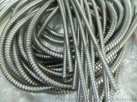 304不鏽鋼單扣金屬軟管福萊通廠家供應