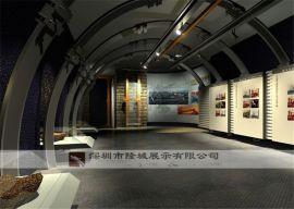 靠墙博物馆展示柜 延墙博物馆展柜专业定制厂商