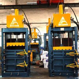 80吨生活垃圾打包机 手动打包机 废纸液压打包机