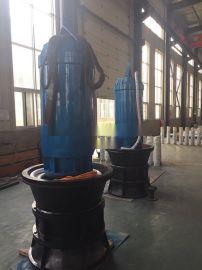上泵泵业厂家直销QZ型潜水混流泵