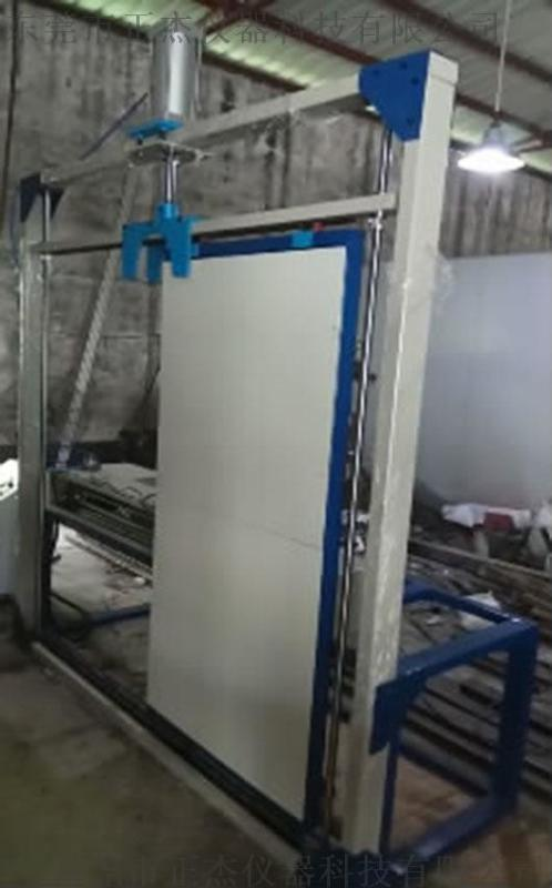 淋浴房門開關壽命試驗機廠家,推拉門滑輪疲勞測試機
