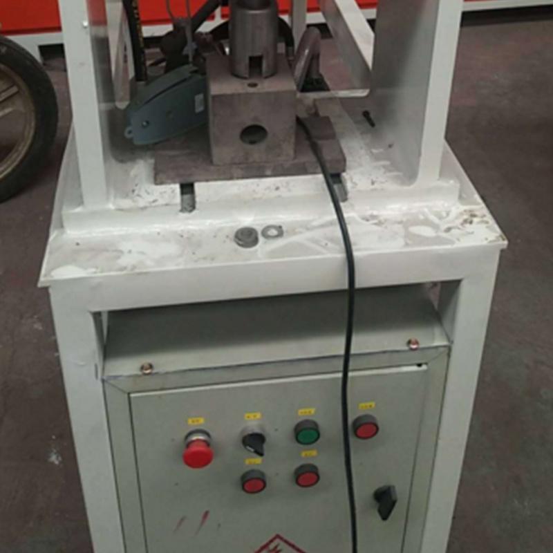 實驗器材不鏽鋼管半自動衝孔機可切割