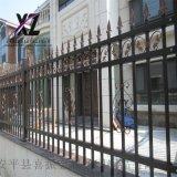 铁护栏围墙栏杆,围墙栏杆防护栏,饭店围墙铁护栏