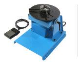 360度自动焊接变位机圆10公斤小型焊接旋转台