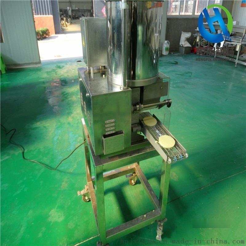 墨鱼饼成型机  实体厂家供应全自动墨鱼饼成型机