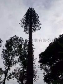 仿生树避雷塔   森林仿生树避雷塔