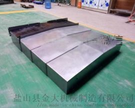 台湾丽伟立式加工中心V30i伸缩式防护罩
