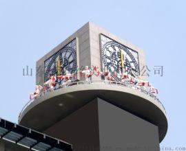 电子塔钟厂家-山东济南电子塔钟