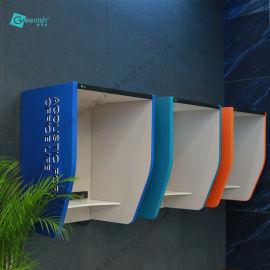 室内隔音房 移动 办公室电话亭 苏州聚酯纤维吸音板