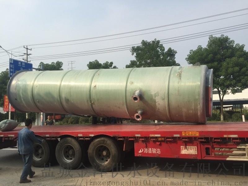 四川成都一體化污水提升泵站生產廠家