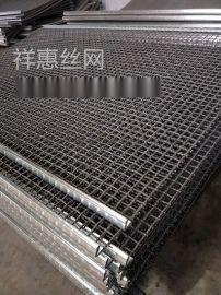 矿用包边锰钢丝筛网