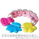 硅胶婴幼儿用品厂定制硅胶牙胶 多种形状均可定制