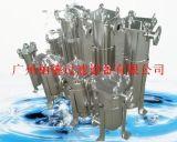 廣州袋式過濾器生產廠家-廣州清洗劑脫脂液袋式過濾器