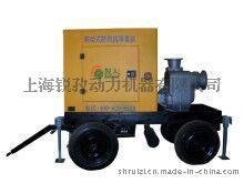 移动柴油自吸排污泵站上海锐孜