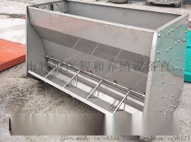 不锈钢双面料槽自动下料201不锈钢食槽生产厂家