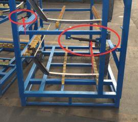 上海仕毅供應上汽配套車門料架,前車門左右邊料架