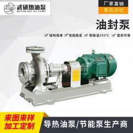 高温热油泵 风冷式导热油泵循环泵常州厂家直销