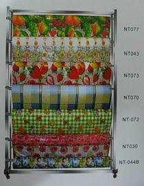 PVC透明印花台布 (NT系列)