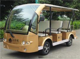 鑫躍8座電動觀光車XY-D9,高配置,時尚外觀