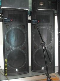 專業舞臺音箱