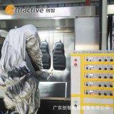 【广东创智】机器人喷涂线 自动涂装线 工业喷漆线