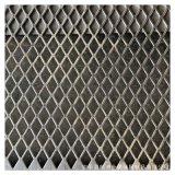 定做金屬板衝孔網 菱形孔不鏽鋼機械設備防護衝孔板