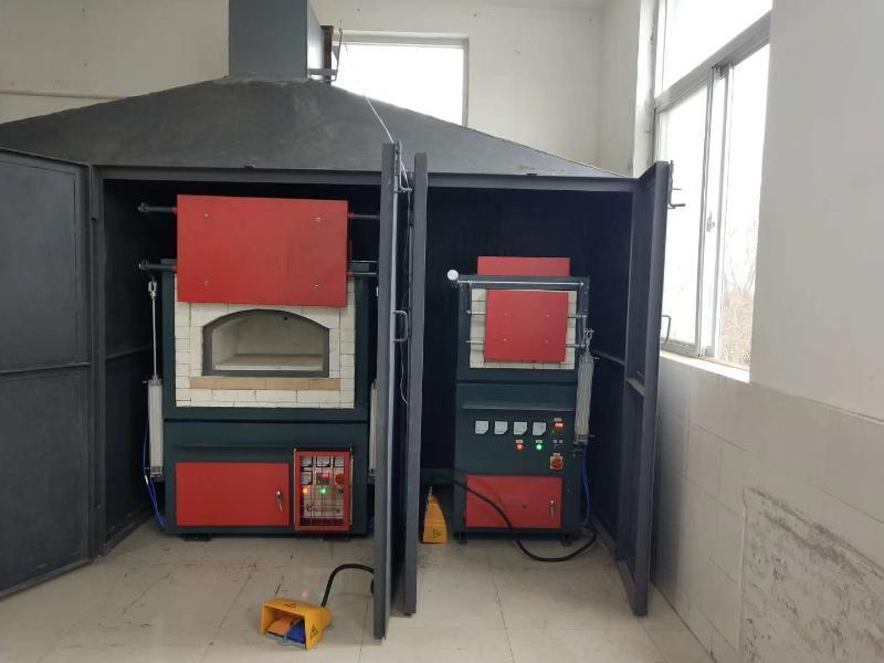 垚鑫科技 试金炉 熔样炉 马弗炉 高温电炉