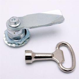 凸轮锁 定制防雨工业机柜锁转舌 网络仪表柜门凸轮锁来样来图