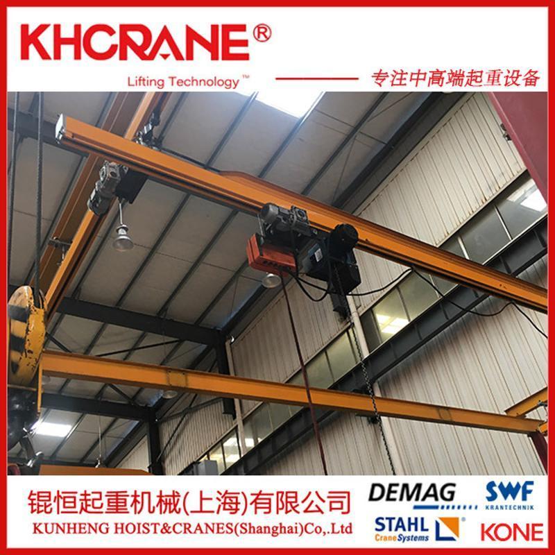 KBK輕型懸掛單樑起重機 電動防爆kbk起重機定製