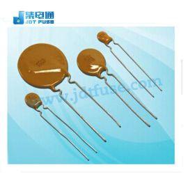 插件保险丝RLD60P065XF POLY认证聚鼎 60V自恢复保险丝电压保护