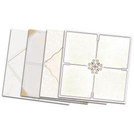 500*500压花铝扣板木纹铝扣板天花厅堂材料