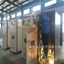 鎧裝式高壓固態軟啓動櫃 模組化結構高壓軟啓動櫃
