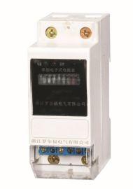 2P单相导轨式电能表1.5-6A10-40A5-30A计数器显示交流桩使用特惠