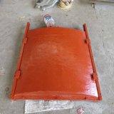靠壁式闸门 3米2米铸铁闸门价 单向止水铸铁闸门