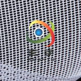 1000D方格网布箱包面料透气窗PVC网眼