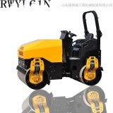 RWYL61N双轮振动3100Kg路得威小型压路机厂国际**柴油发动机液压马达双驱行走意大利马达驱动价格可议 小型压路机