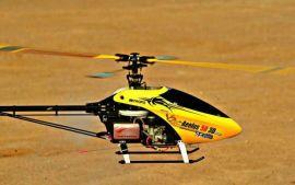 风神50级甲醇燃油3D直升机
